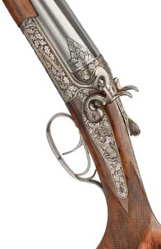 EXPRESS DOUBLE RIFLES